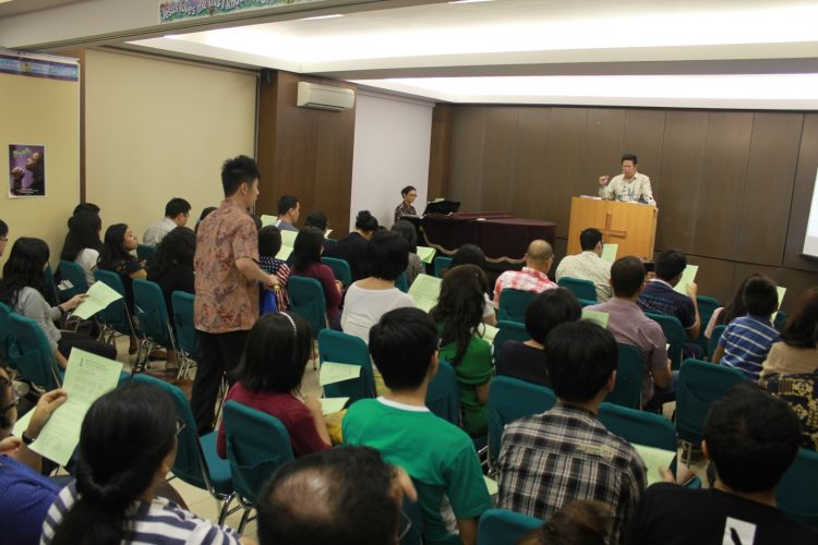 Seminar Pemuda 2013